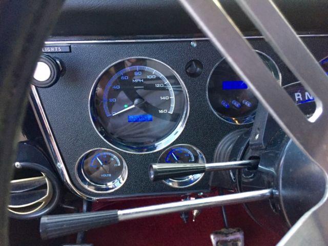 Used Cars Wichita Falls >> Chevrolet C-10 Standard Cab Pickup 1972 Black For Sale ...