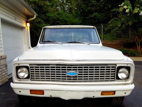 1972 chevy c10 manual transmission