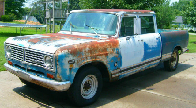 Cars For Sale In Nashville Tn >> International Harvester Other Extended Crew Cab Pickup ...