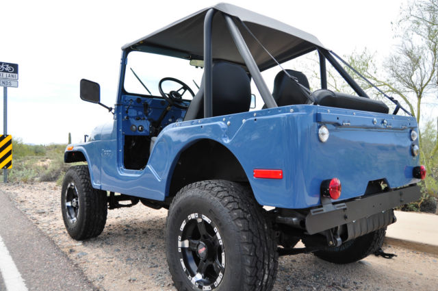 Awesome Jeep Other Suv 1972 Blue For Sale 1972 Jeep Cj5 Base Sport Utility Wiring Cloud Peadfoxcilixyz