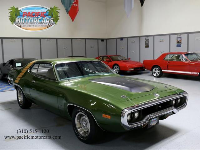 Electrical Schematic 1971 Plymouth Road Runner - Trusted Wiring Diagram