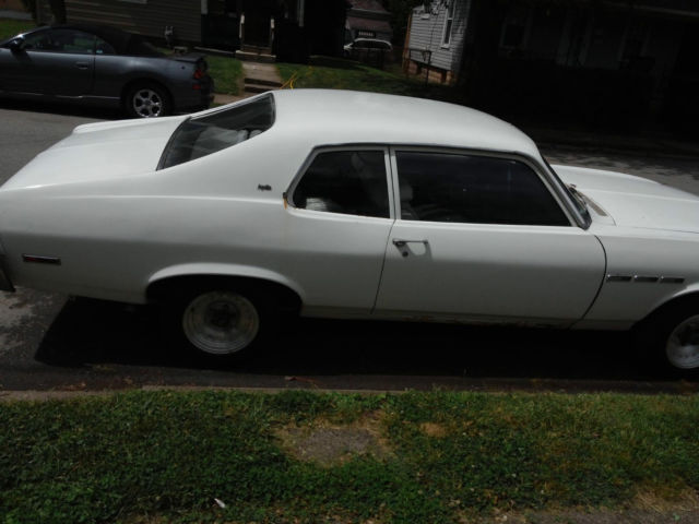 Buick Other Sedan 1973 White For Sale 1973 1974 Buick