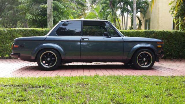 bmw 2002 coupe 1973 black for sale 1973 bmw 2002 turbo. Black Bedroom Furniture Sets. Home Design Ideas