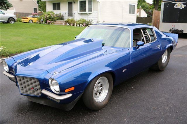 chevrolet camaro coupe 1973 blue for sale 1q87k3n130359 1973 chevrolet camaro z28 split bumper. Black Bedroom Furniture Sets. Home Design Ideas