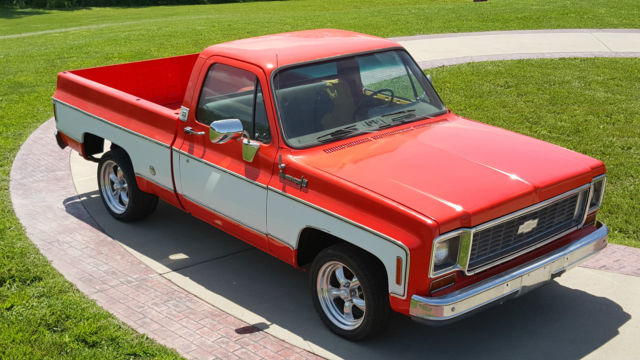 1973 chevy cheyenne super 10