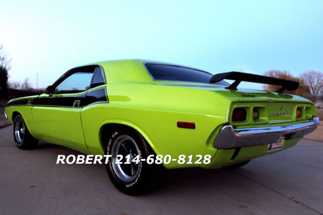 Dodge Challenger Sun Car Cover
