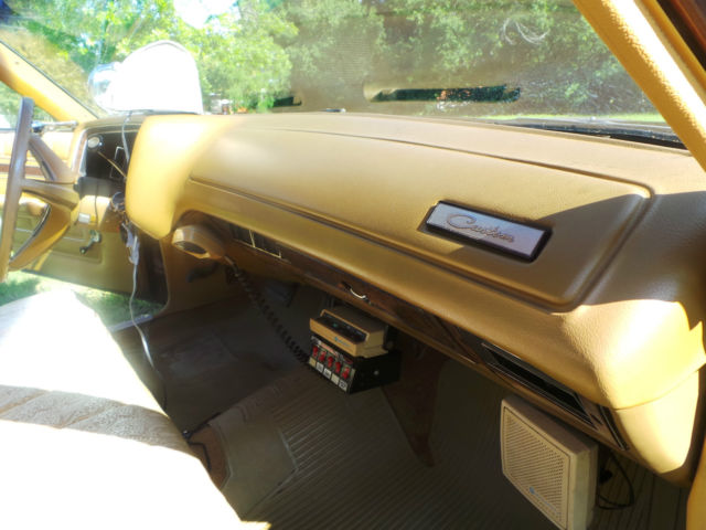 Dodge Polara Sedan 1973 BROWN PAPER BAG For Sale  1973 DODGE