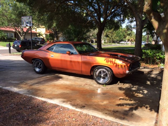 Plymouth Barracuda 1973 For Sale Bh23h3b 1973 Plymouth