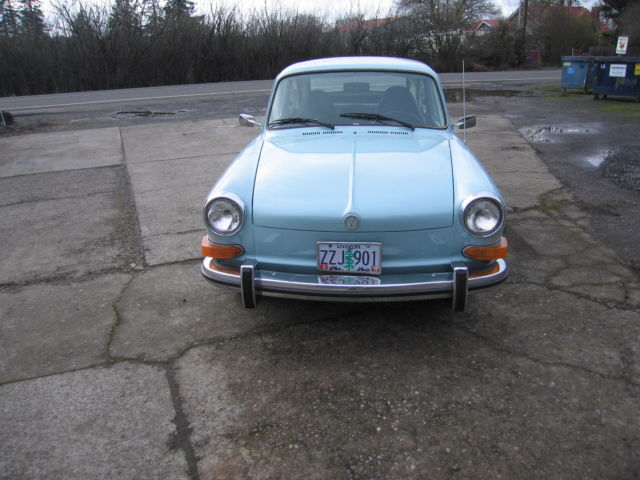 Volkswagen Other Coupe 1973 Blue For Sale  1973 VOLKSWAGEN