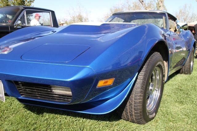 Chevrolet Corvette Coupe 1974 Blue For Sale. 1974 C3 ...