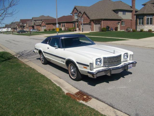 1973 ford gran torino elite