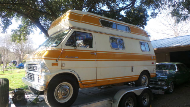 For Sale 1974 Ford E Series Van SUPER VAN
