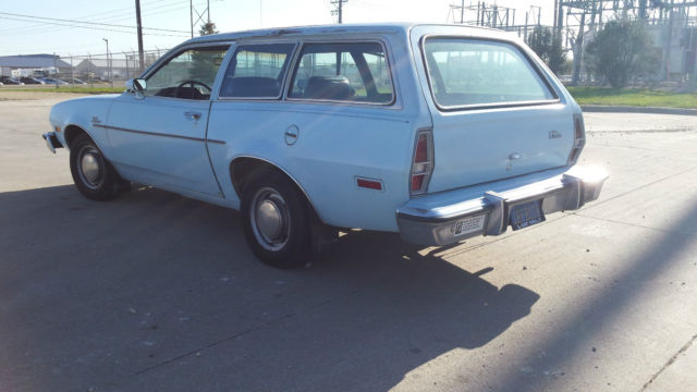 ford other wagon 1974 blue for sale 4r12y135001 1974 ford pinto station wagon solid original. Black Bedroom Furniture Sets. Home Design Ideas