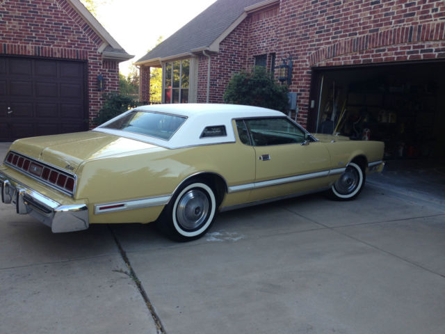 For Sale 1974 Ford Thunderbird