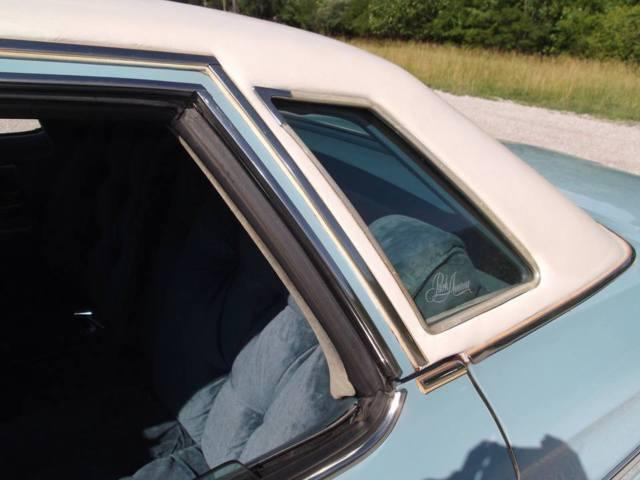 Buick Electra Sedan 1975 Blue For Sale 1975 Buick Electra