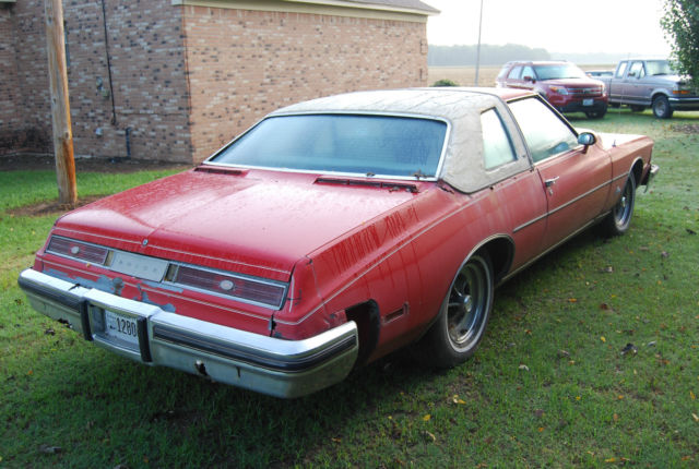 buick riviera 1975 red for sale 4287t5h543048 1975 buick. Black Bedroom Furniture Sets. Home Design Ideas