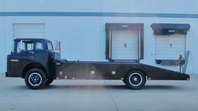 Ford Other Coe Cabover 1975 Semi Gloss Black For Sale