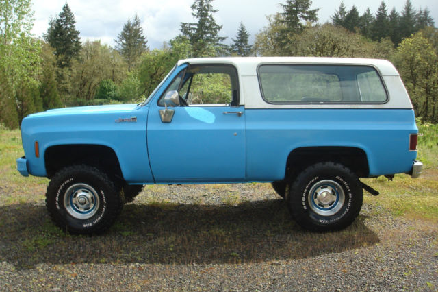 Gmc jimmy convertible 1975 blue for sale tky185f509587 1975 gmc for sale 1975 gmc jimmy publicscrutiny Images