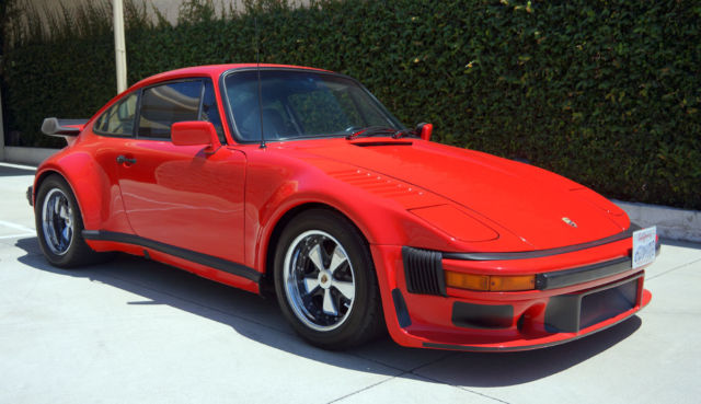 porsche 911 coupe 1975 red for sale xfgiven vin xfields. Black Bedroom Furniture Sets. Home Design Ideas