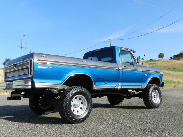 Ford F  X Highboy Ranger Xlt Best Truck On Ebay For The Dollar