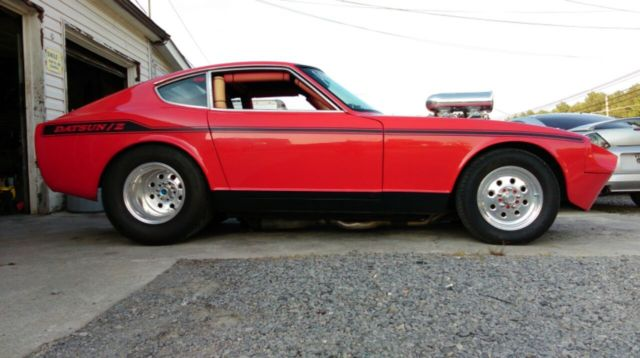 Nissan Other Coupe 1976 Red For Sale. hls30292191 1976 Nissan 280Z