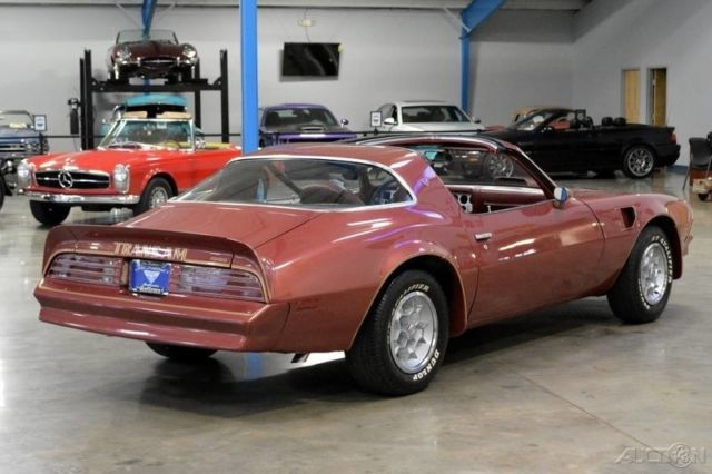 pontiac firebird coupe 1976 other color for sale. Black Bedroom Furniture Sets. Home Design Ideas