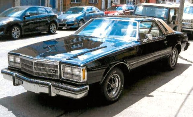 Buick Regal Coupe 1977 Black For Sale 4j511467h7g1s1146