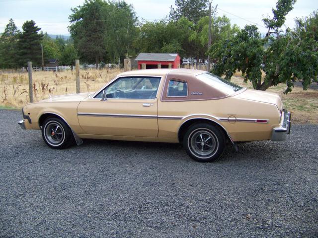 Dodge Other Coupe 1977 Tan For Sale 1977 Dodge Aspen Se 2