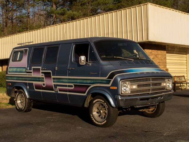 Dodge Other 1977 For Sale  1977 Dodge Customized Van by
