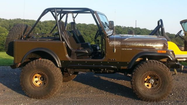 Jeep CJ [xfgiven_type]%xfields_type%[/xfgiven_type] 1977 ...