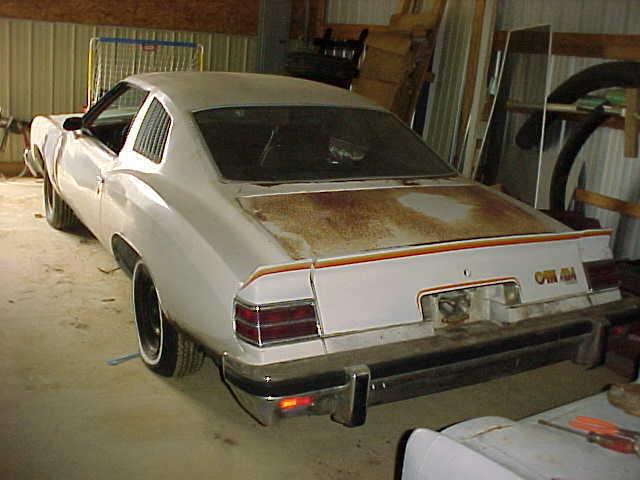 For sale 1977 Pontiac Le Mans Can Am & Pontiac Le Mans Coupe 1977 white For Sale. 2F37Z7P2..... 1977 ...