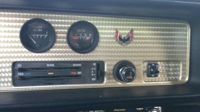 Pontiac Trans Am Coupe 1977 Black For Sale  2W87Z7N198990