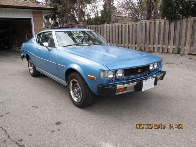 1977 Toyota Celica For Sale: Toyota Celica Fastback 1977 Blue For Sale. 1977 Toyota