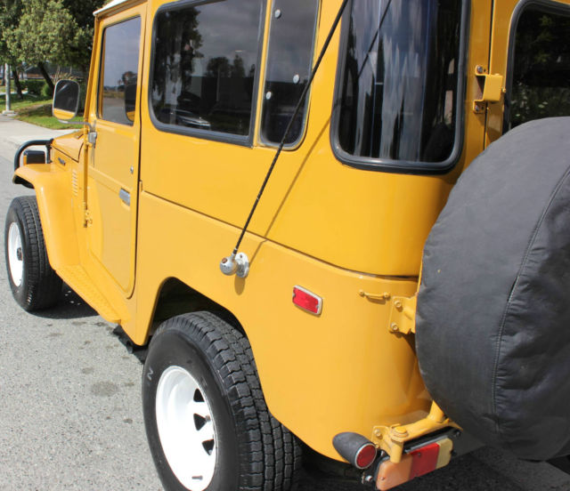 Toyota Land Cruiser 1977 For Sale  FJ40245650 1977 TOYOTA