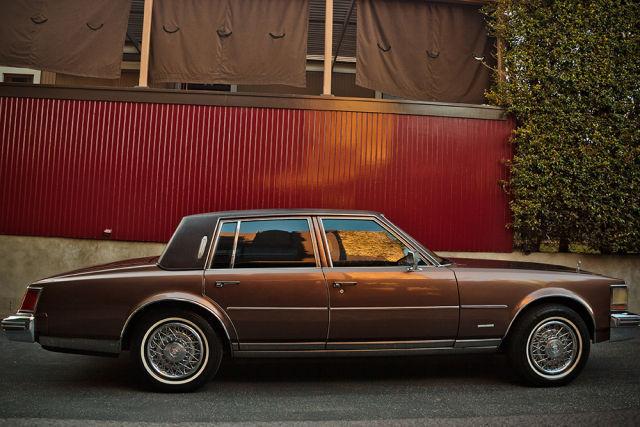Cadillac Seville Sedan 1978 Copper Brown For Sale  1978