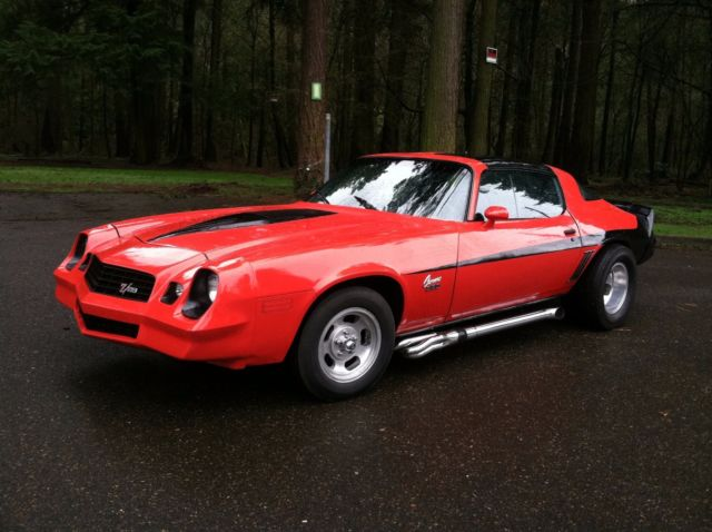 chevrolet camaro coupe 1978 red for sale 1978 chevrolet. Black Bedroom Furniture Sets. Home Design Ideas