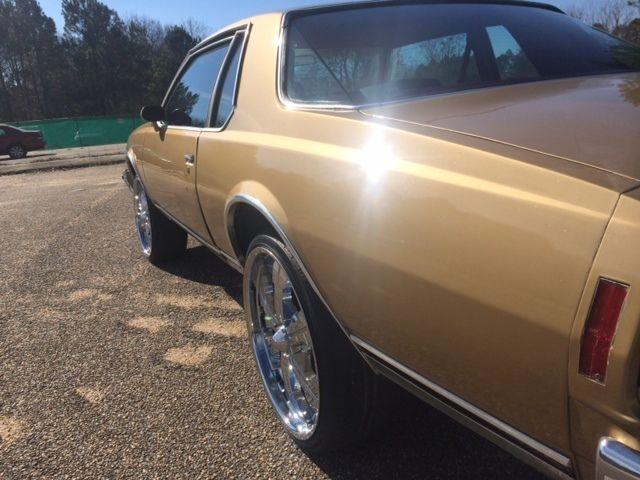 chevrolet caprice coupe 1978 gold for sale 1n478s123416 1978 chevrolet caprice classic landau. Black Bedroom Furniture Sets. Home Design Ideas