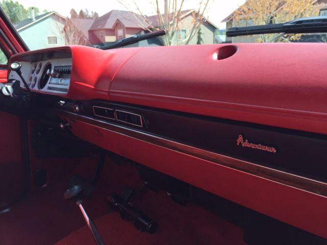 Dodge Power Wagon Crew Cab Pickup 1978 For Sale