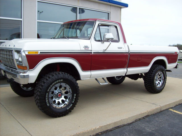 ford f 250 1978 for sale f26srcg5946 1978 ford f250 4x4 ranger lariat super nice no reserve. Black Bedroom Furniture Sets. Home Design Ideas