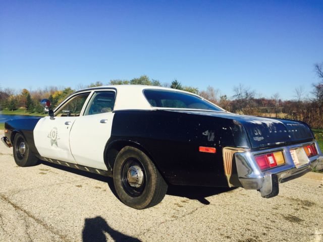Used Cars Tulsa >> Plymouth Fury 1976 For Sale. 1978 Fury COP CAR POLICE CAR DUKES OF HAZZARD ROSCO GENERAL LEE ...