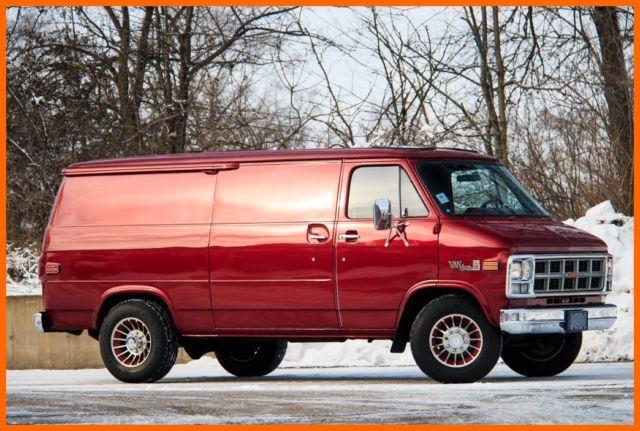 For Sale 1978 GMC Vandura