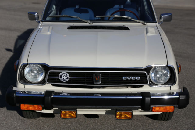 Honda civic hatchback 1978 white for sale sgd4000975 1978 for 1978 honda civic