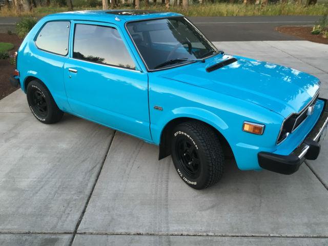 honda civic 1978 for sale 1978 honda civic cvcc hondamatic vintage rh findclassicars com 1974 Honda Civic 1978 Honda Civic