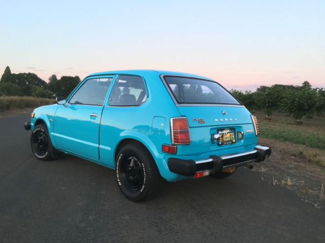 Honda Civic 1978 For Sale 1978 Honda Civic Cvcc
