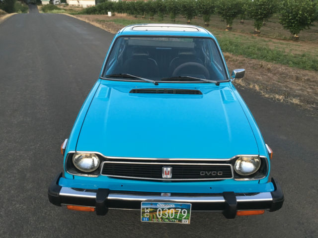 Honda civic xfgiven type xfields type xfgiven type for 1978 honda civic