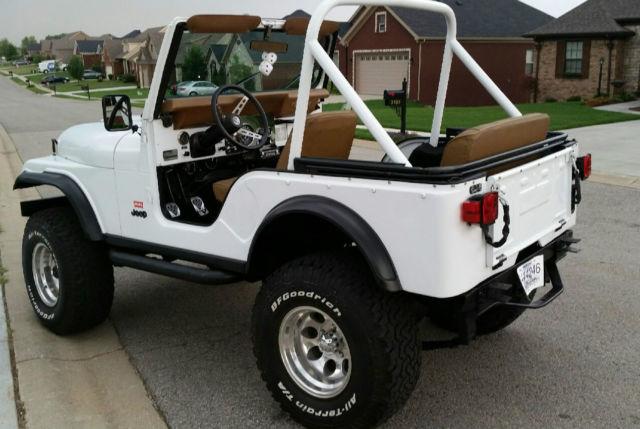 Jeep CJ xfgiventypexfieldstypexfgiventype 19780000 White