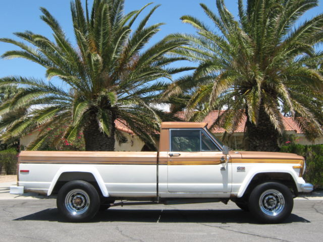 Jeep Other Standard Cab Pickup 19780000 For Sale