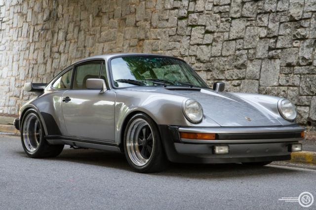 Porsche 911 Coupe 1978 Gt Silver For Sale 9118200219 1978