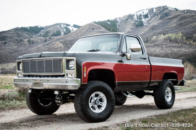 chevrolet c k pickup 1500 standard cab pickup 1979 gray for sale ckl149j175631 1979 chevy truck. Black Bedroom Furniture Sets. Home Design Ideas