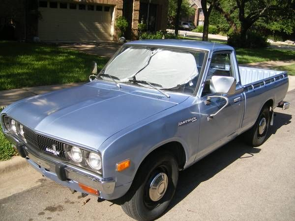 Datsun Other Standard Cab Pickup 1979 Blue For Sale. 1979 ...
